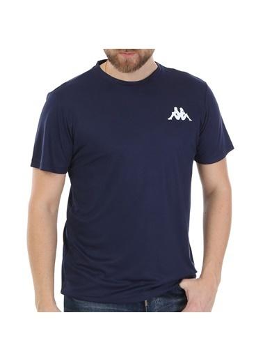 Kappa Poly T-Shirt Bıssy  Lacivert
